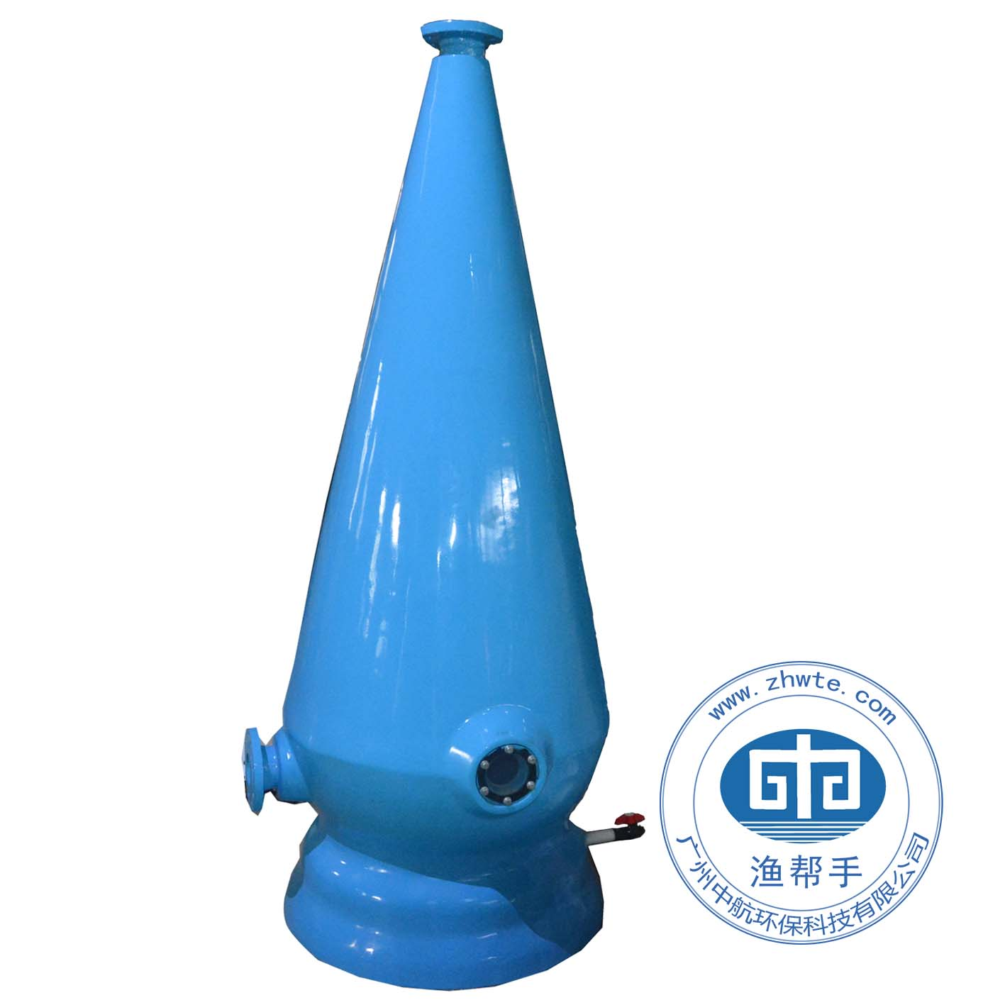 Dissolved Oxygen Cone High Efficiency Dissolved Oxygen Equipment Aquaculture Improves Dissolved Oxyg