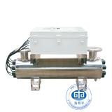 不锈钢紫外杀菌器水质消毒设备
